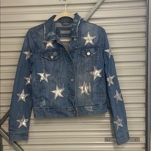Super cute Bagatelle Denim Jacket